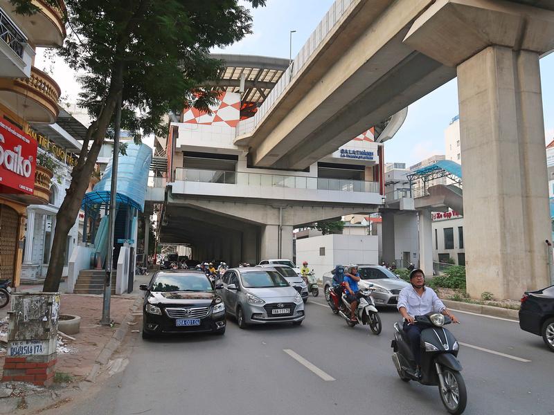 La Thanh Station