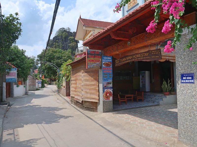 Guesthouse Review: Tam Coc Tuan Minh Homestay, Ninh Binh - Vietnam