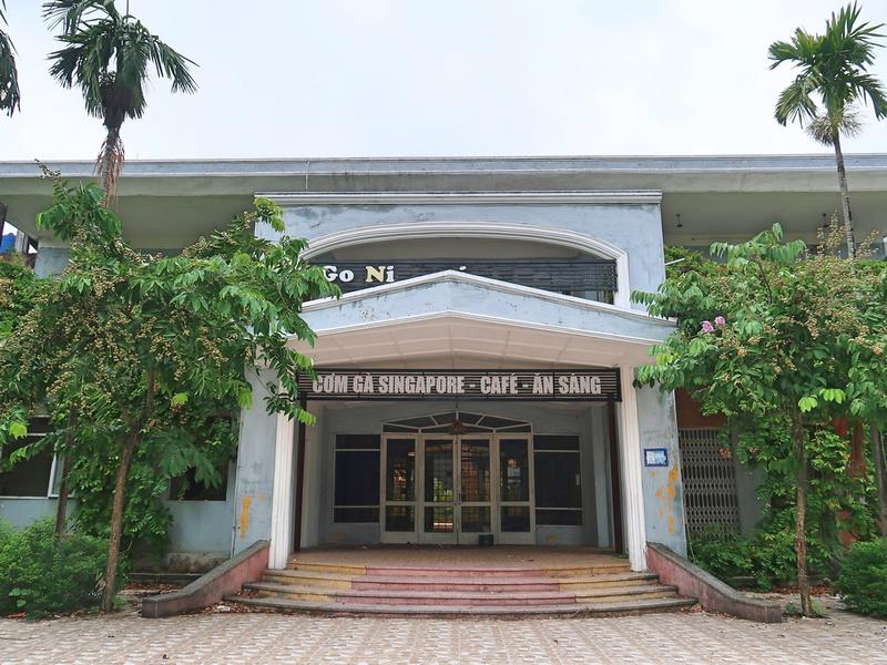 Old Ninh Binh station
