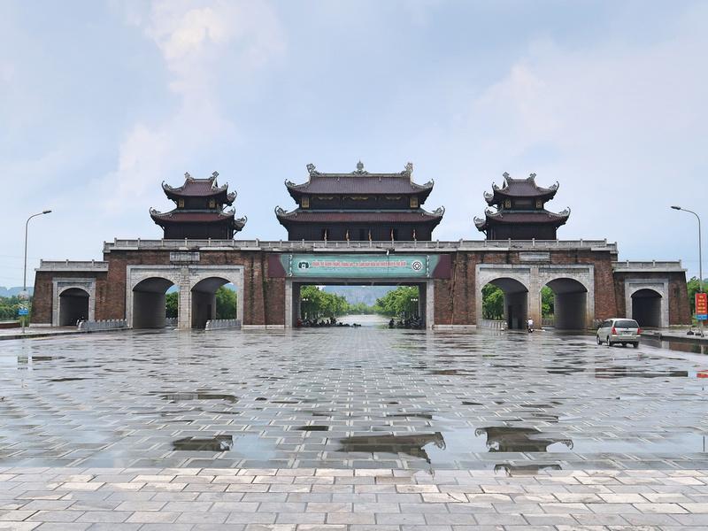 Trang An gate