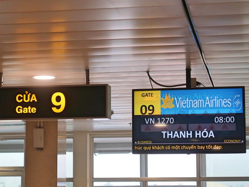 Gate 9 to Thanh Hoa