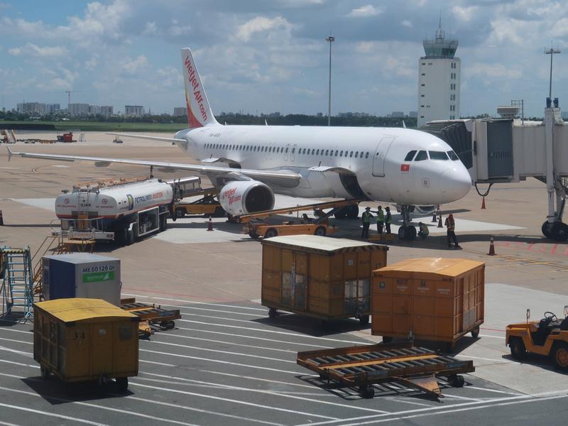 Flight Review: VietJet Air – Hanoi to Ho Chi Minh City