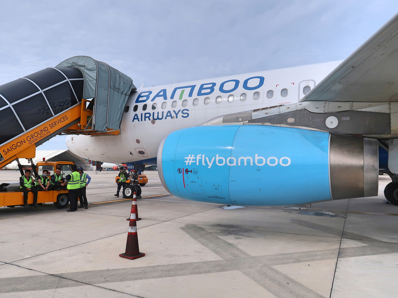 Flight Review: Bamboo Airways – Ho Chi Minh City to Van Don