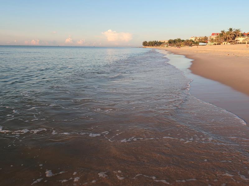 Beach near Seahorse