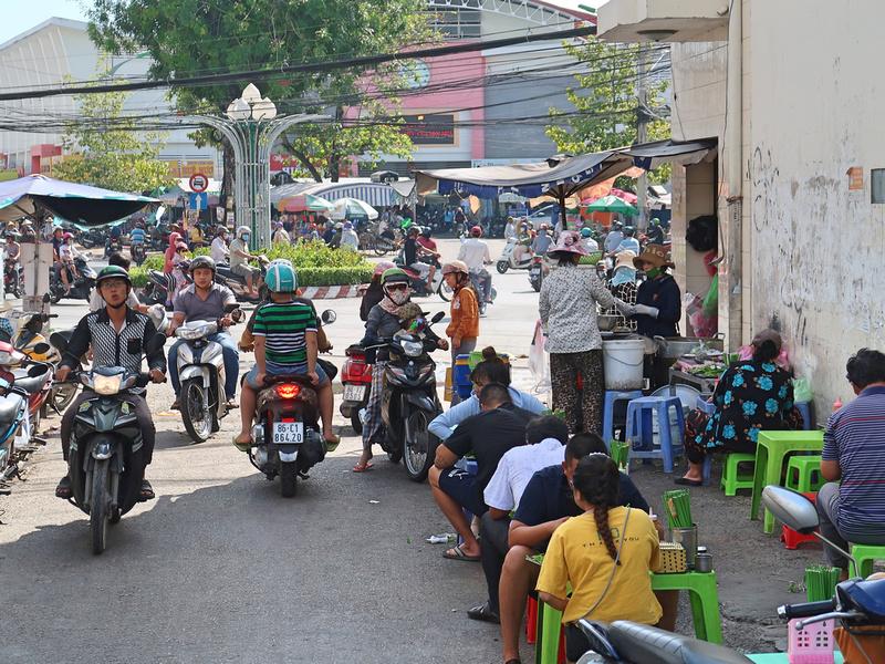 Thai Phien -street food
