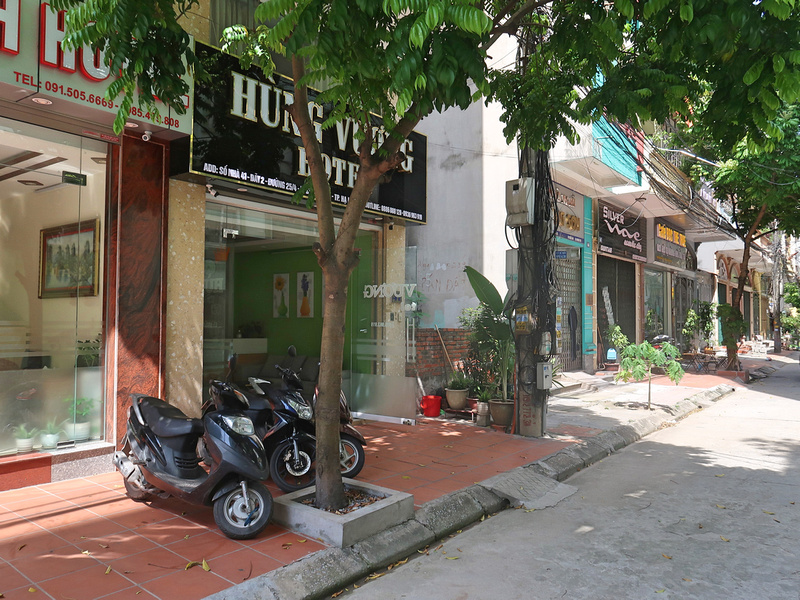 Hotel Review: Hung Vuong Hotel, Ha Long - Vietnam