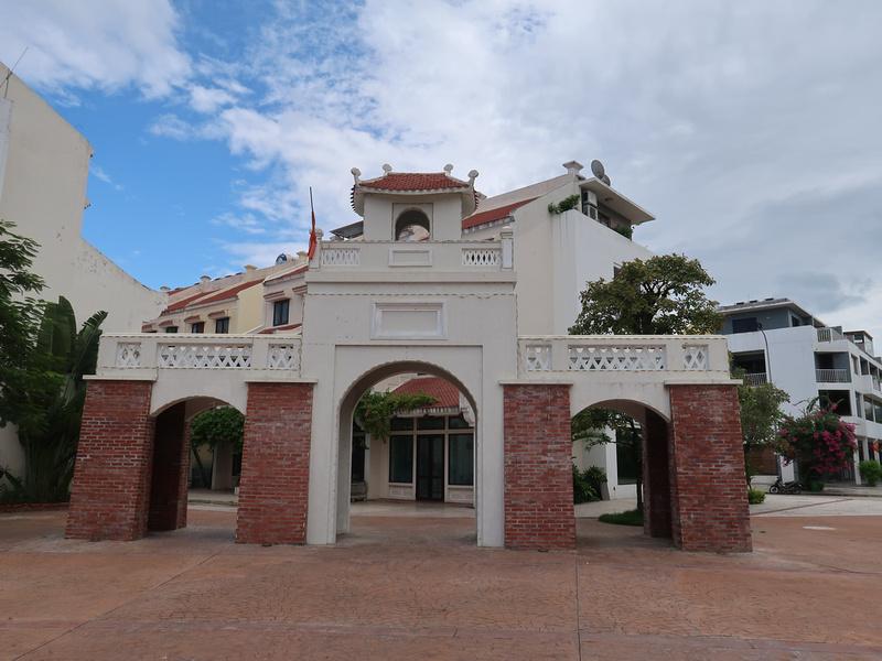 Little Vietnam entrance