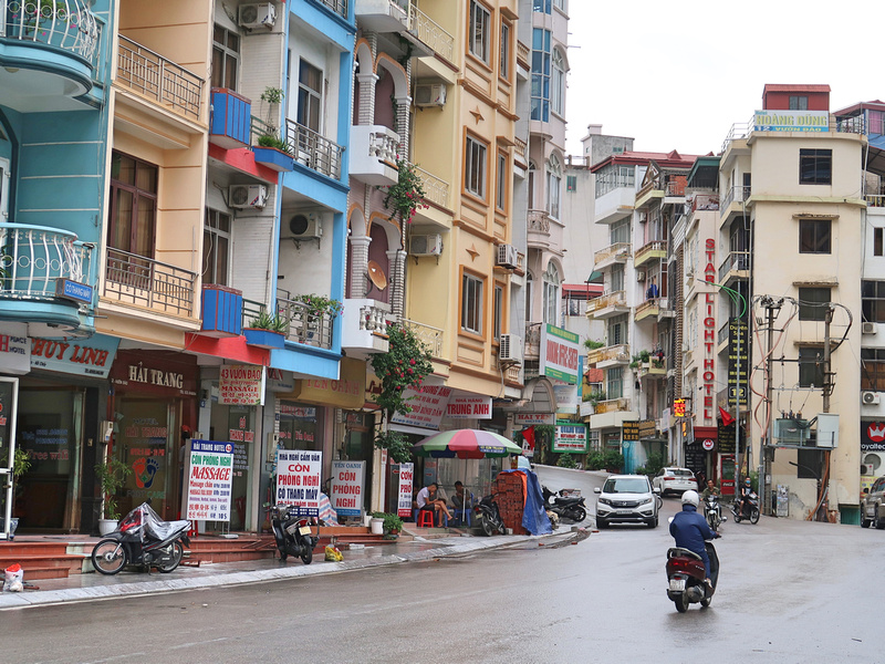 Vuon Dao street