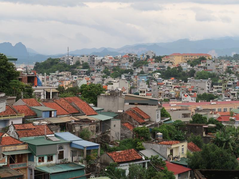 View from Hon Gai Church