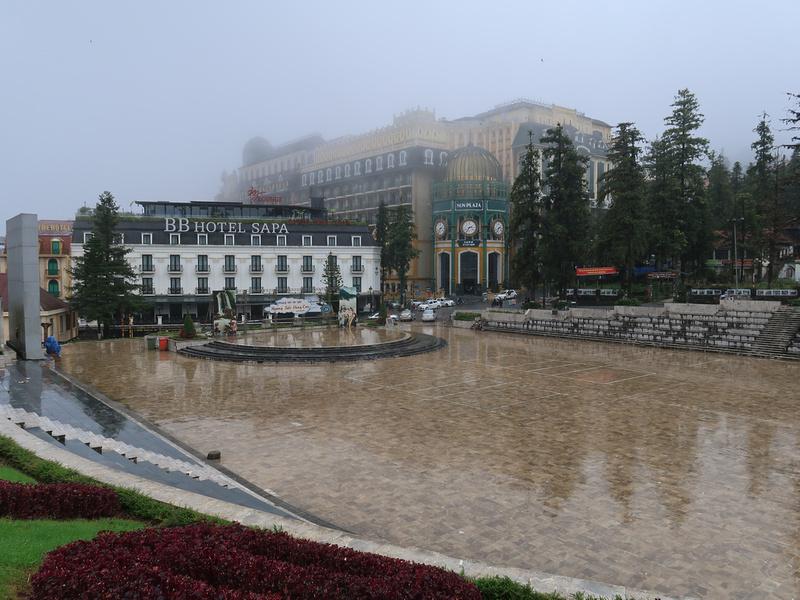 Sapa Hotel de la Coupole Mgallery