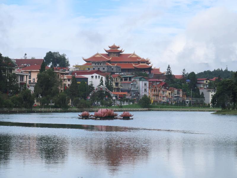 Truc Lam Dai Giac Zen Monastery