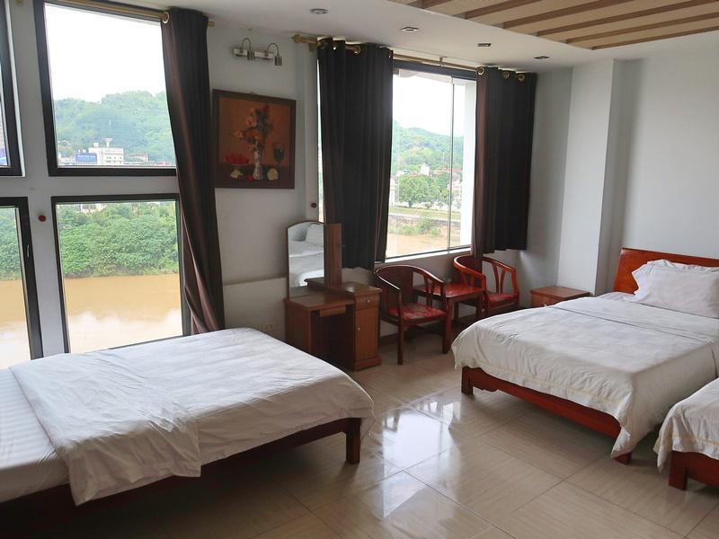 Hotel Review: Thien Thien Thanh Hotel, Lao Cai - Vietnam