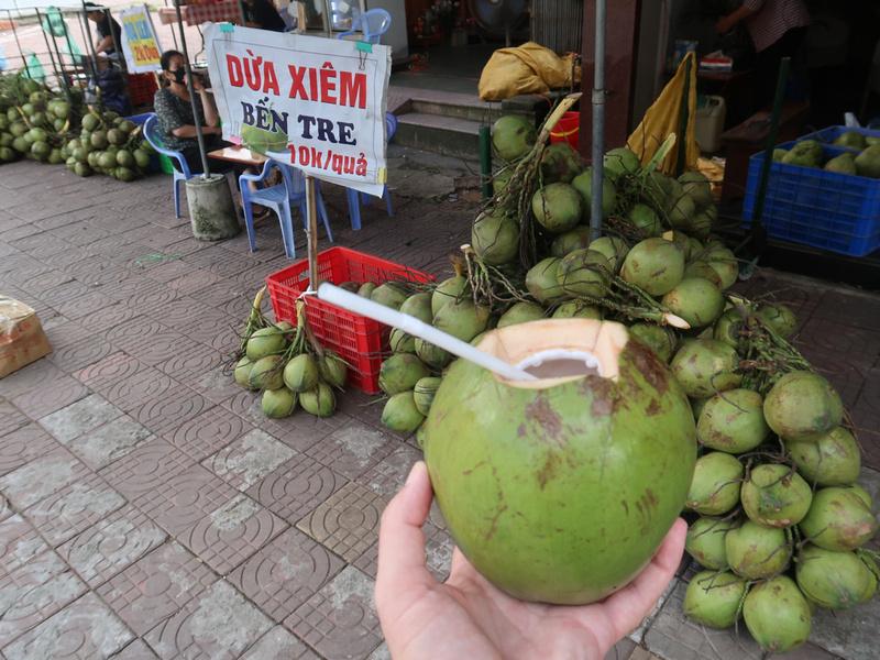 Ben Tre coconut