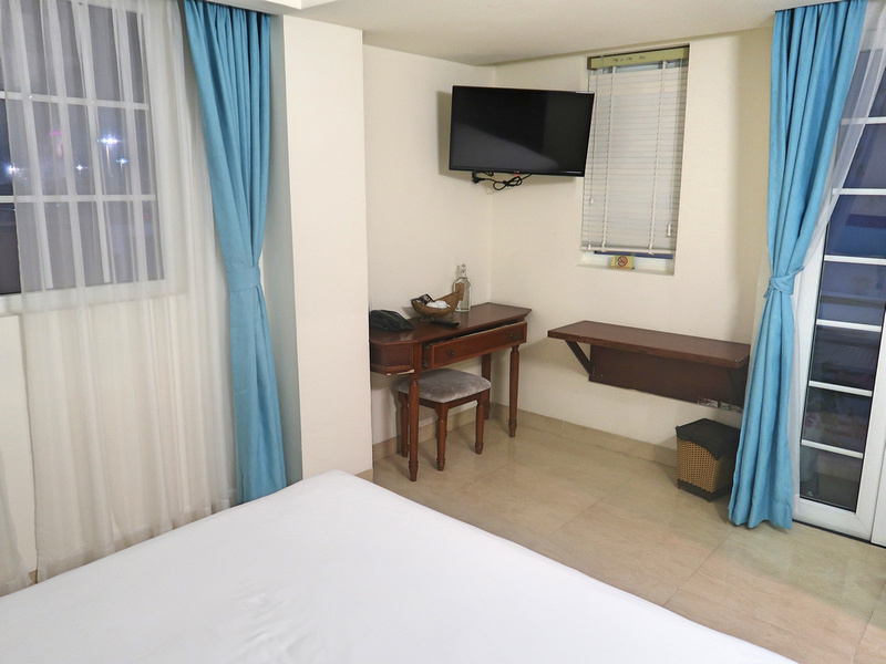 Pavillion Garden Hotel room