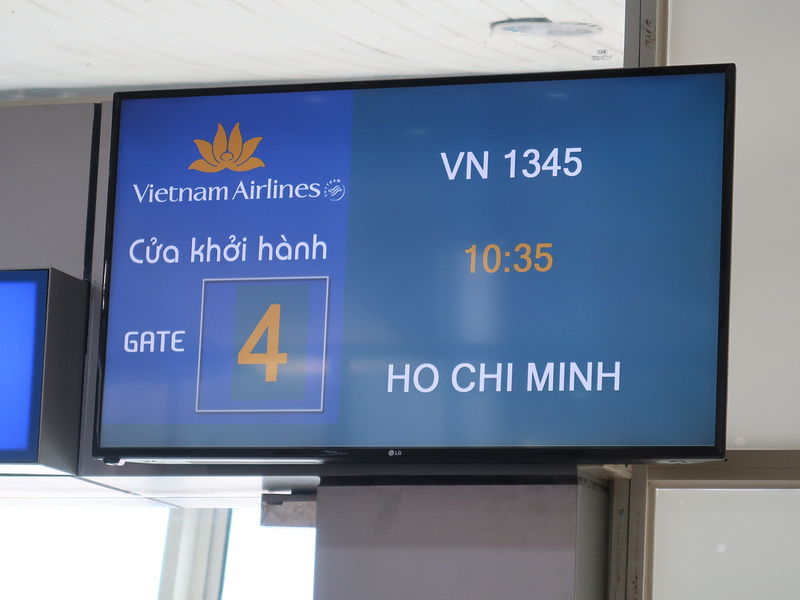 VN 1345 to SGN