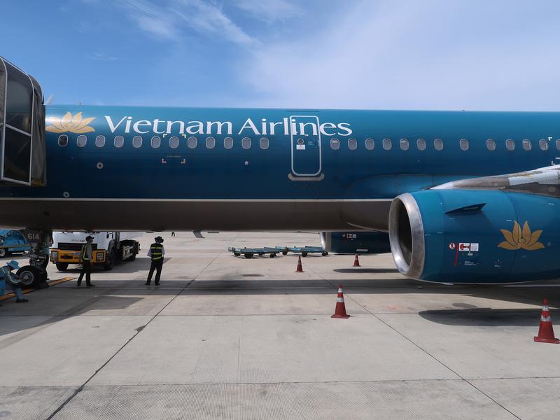 Flight Review: Vietnam Airlines – Cam Ranh (Nha Trang) to Ho Chi Minh City
