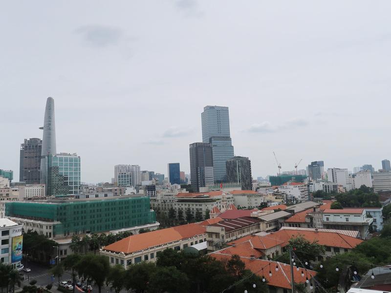 Sky 22 city view
