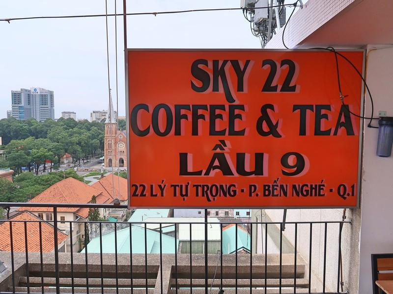 Sky 22 Coffee and Tea
