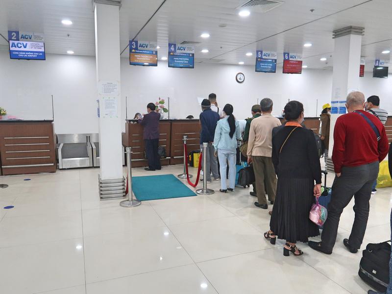 VN check-in