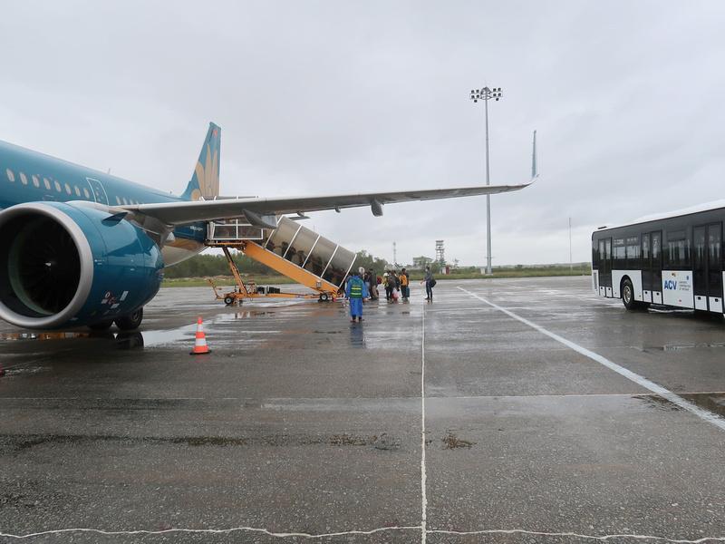 Flight Review: Vietnam Airlines – Chu Lai (Tam Ky) to Ho Chi Minh City