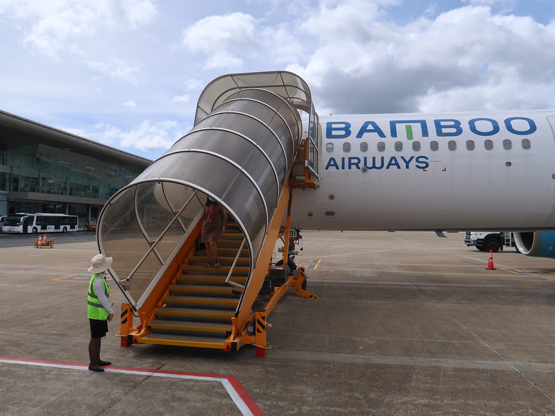 Flight Review: Bamboo Airways – Ho Chi Minh City to Da Lat