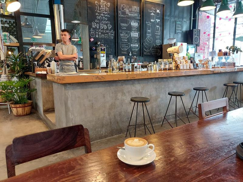La Viet Cafe