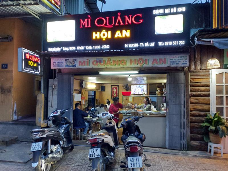 Mi Quang Hoi An