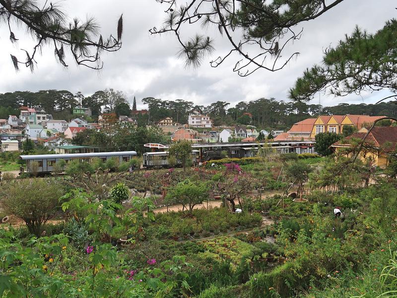 Station garden