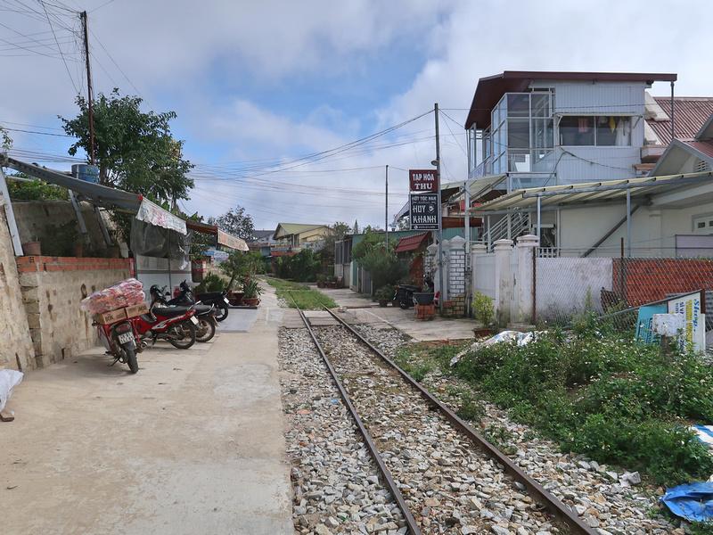 Da Lat rail section
