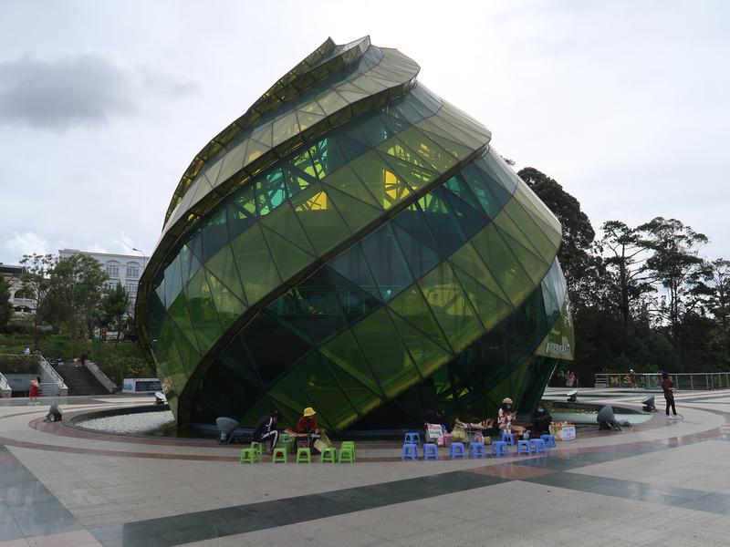 Green bulb