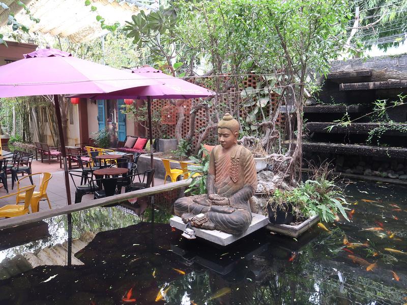 Memory Coffee garden