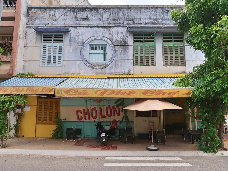 Ca Phe Cho Lon