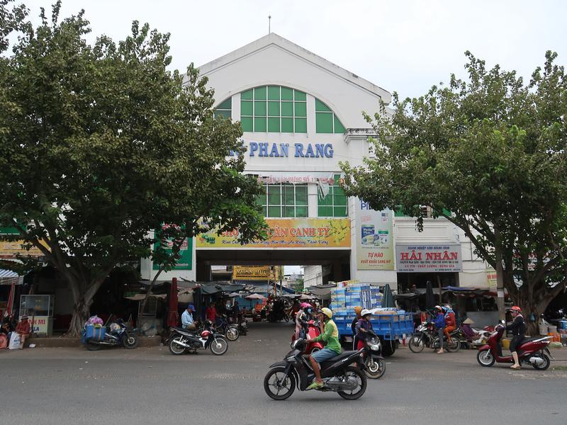 Phan Rang Market