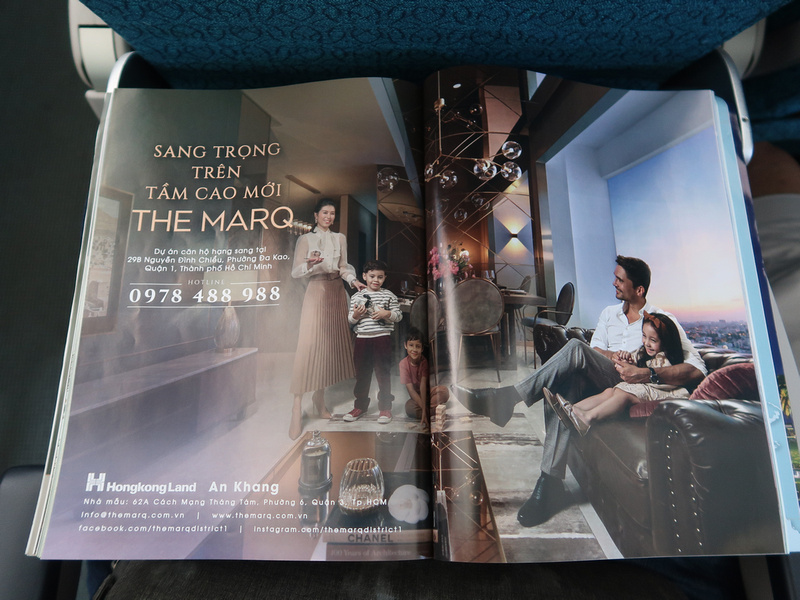 The Marq advertising