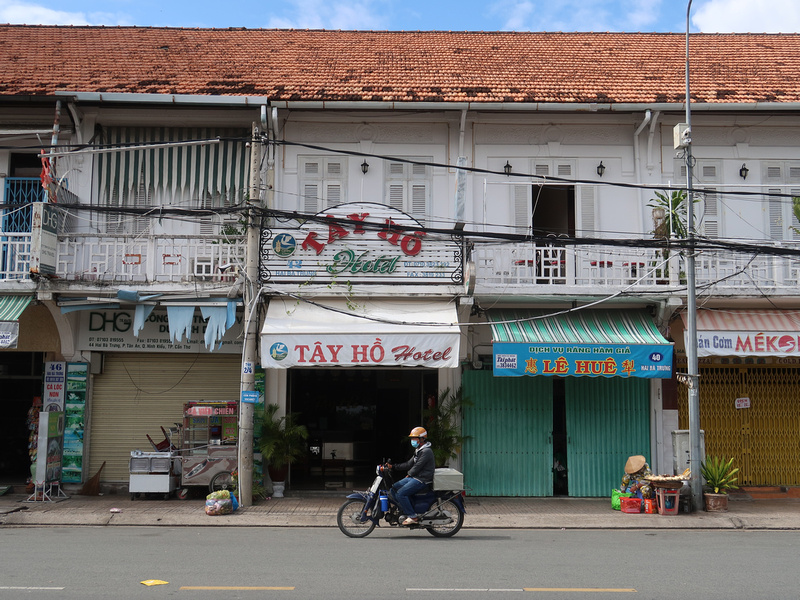 Hotel Review: Tay Ho Hotel, Can Tho - Vietnam