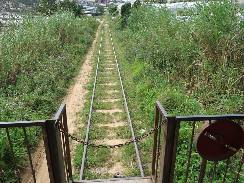 Rail view