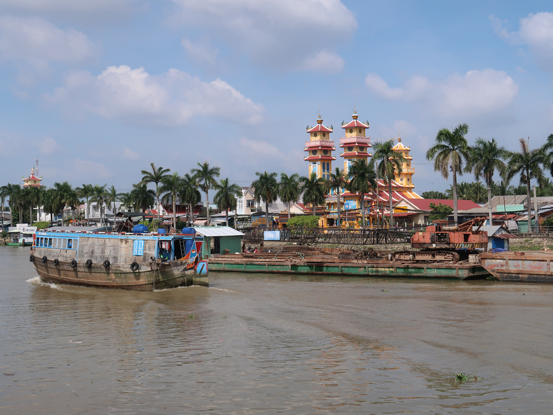 Lap Vo River