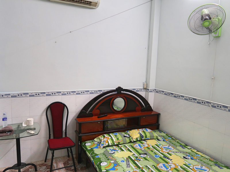 Kim Anh bed