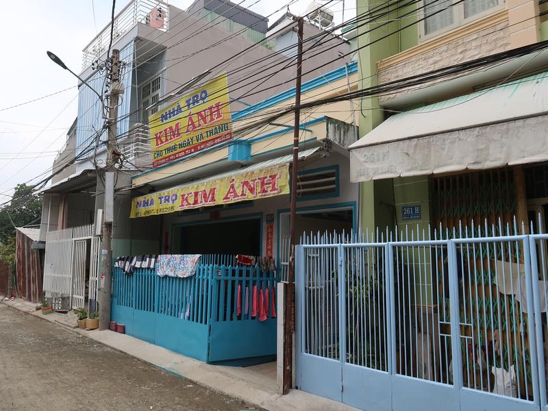 Guesthouse Review: Nha Tro Kim Anh, Long Xuyen - Vietnam