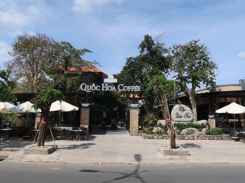 Quoc Hoa Coffee