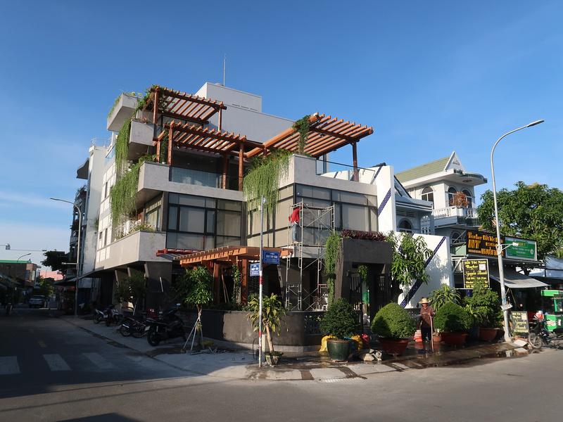 Dang Thuy Tram and Nhat Tao