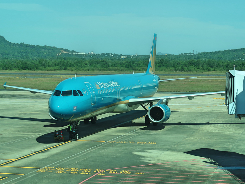 Flight Review: Vietnam Airlines – Phu Quoc to Ho Chi Minh City