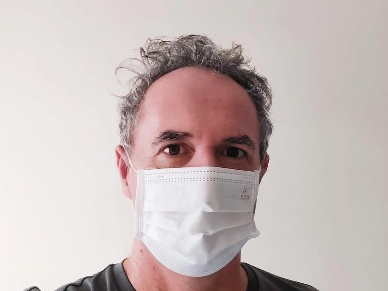 James masked - July 2021