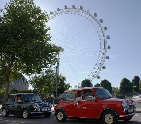 smallcarBIGCITY - Classic Mini Tours of London