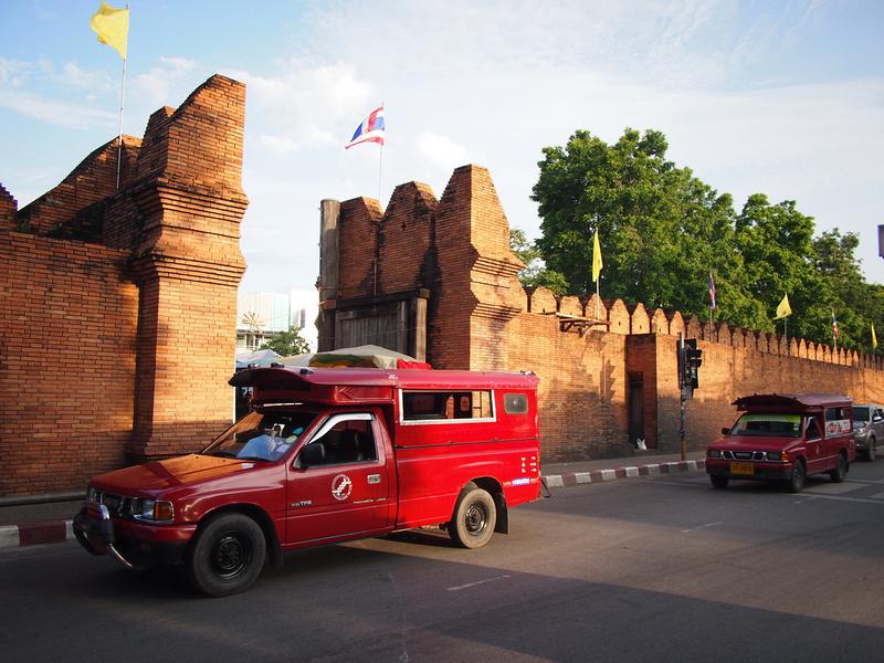 Tha Phae Gate - Chiang Mai