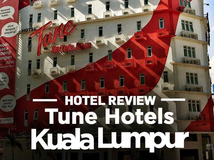 Tune Hotels - Kuala Lumpur