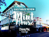 Guesthouse Review: Mint House, Chiang Mai – Thailand