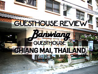 Banwiang Guest House, Chiang Mai - Thailand