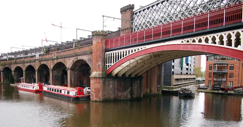 Castlefield - Manchester