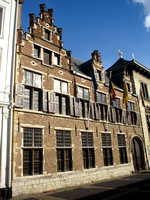 Rubenshuis, The House and Museum of Peter Paul Rubens, Antwerp (Antwerpen) - Belgium.